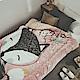 絲薇諾 櫻桃狐狸 法蘭羊羔絨暖暖被-150×200cm product thumbnail 1