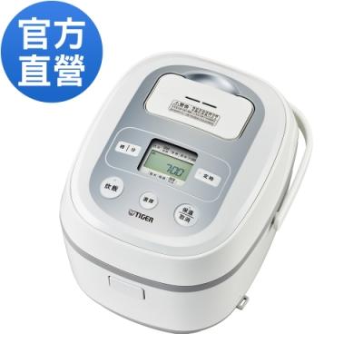 (日本製)TIGER虎牌 6人份tacook微電腦多功能炊飯電子鍋(JBX-B10R)