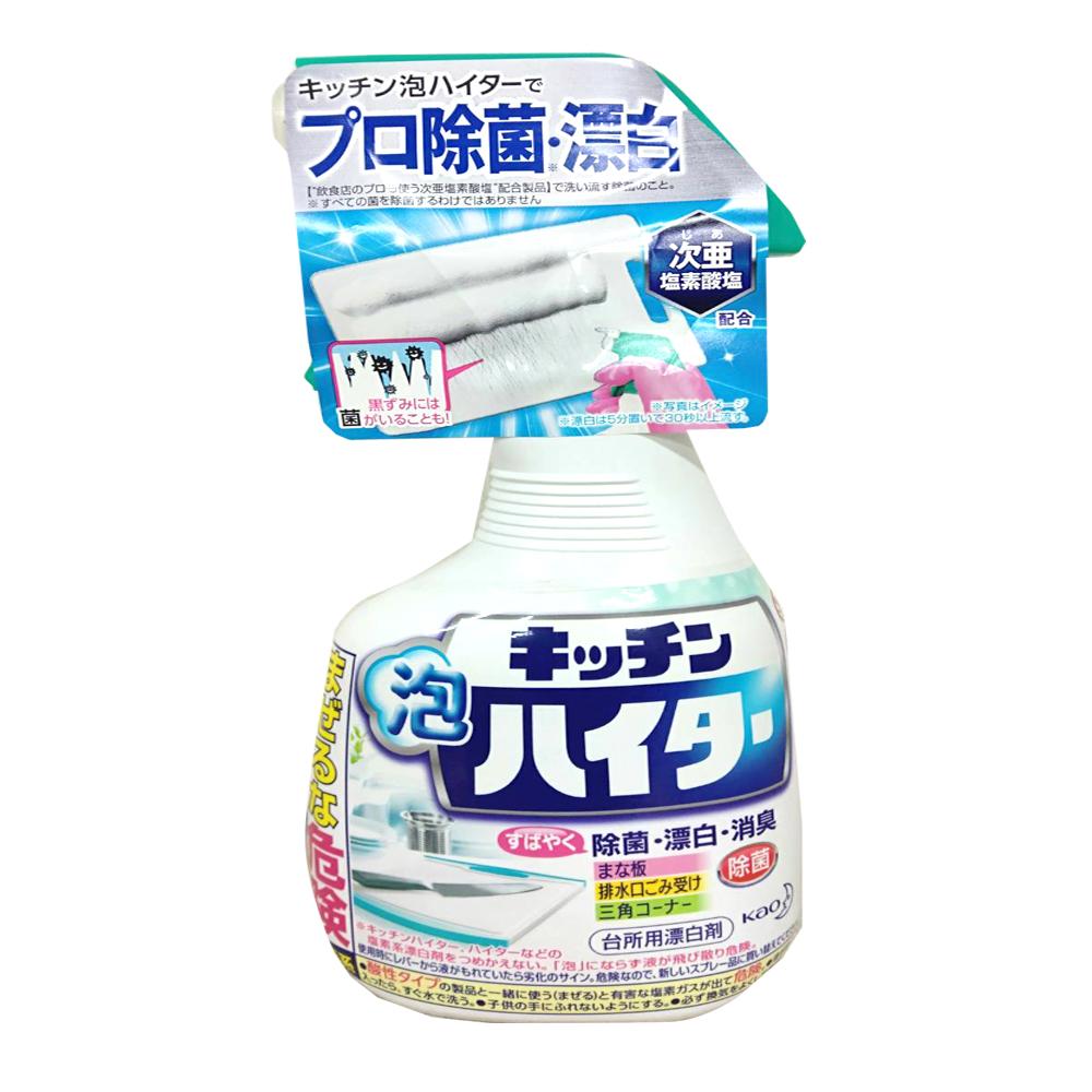 花王廚房泡沫清潔劑(400ml)