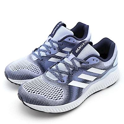 ADIDAS AEROBOUNCE ST W 女跑步鞋 CG4584 藍