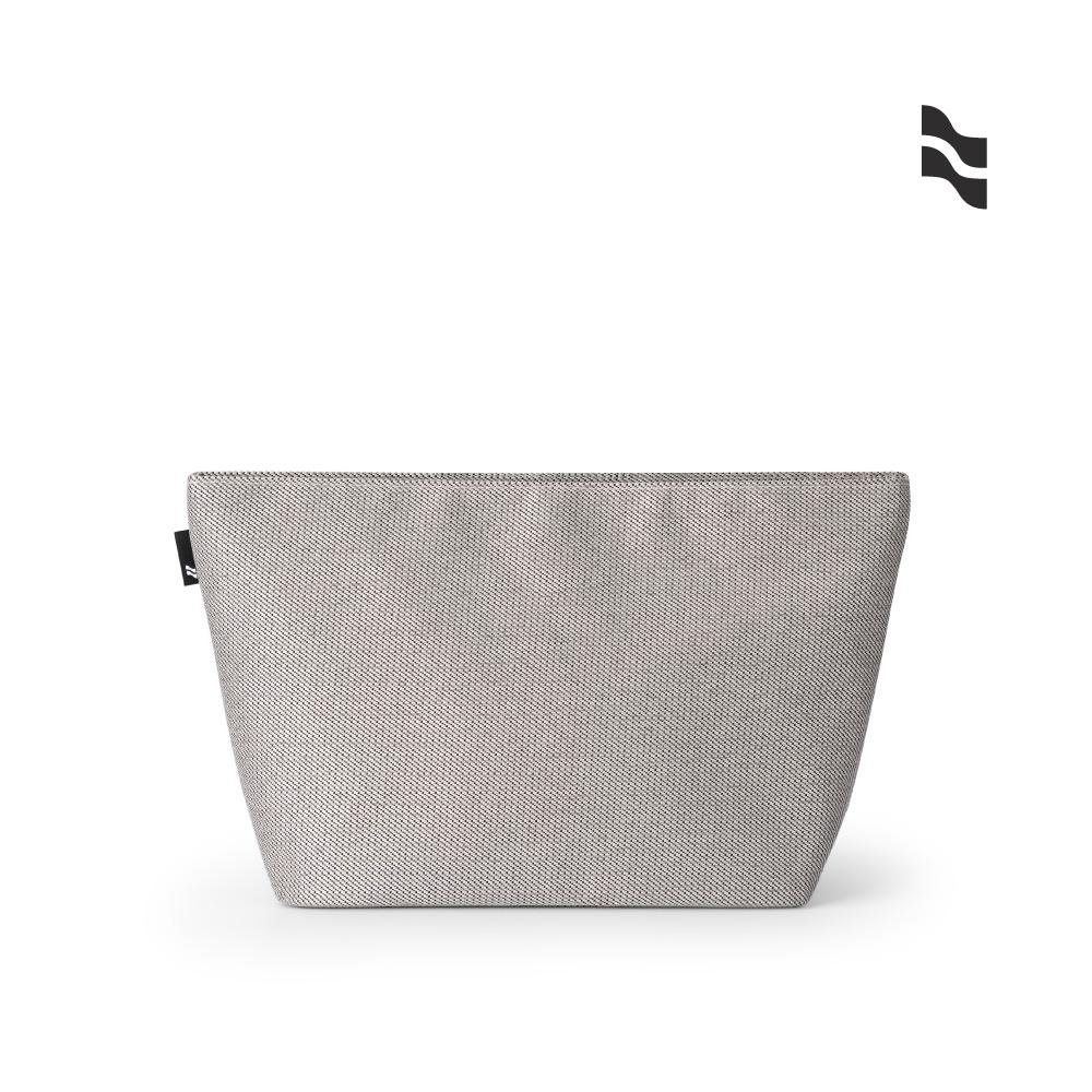 LOJEL Toiletry Case 盥洗軟袋 化妝包 收納包 灰色