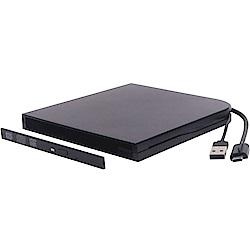 伽利略 Type-C + Type-A USB2.0 DVD外接盒不含光碟機