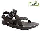 NAOT 男 越野運動涼鞋 Jungle 38502X10 黑色