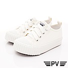 PV日系私藏 潮流餅乾鞋款 836白(中小童段)