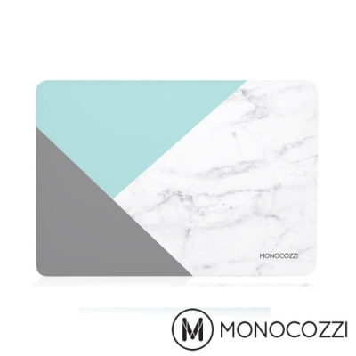 MONOCOZZI 圖騰保護殼 Macbook Pro 13 (USB-C)-大理石拼接