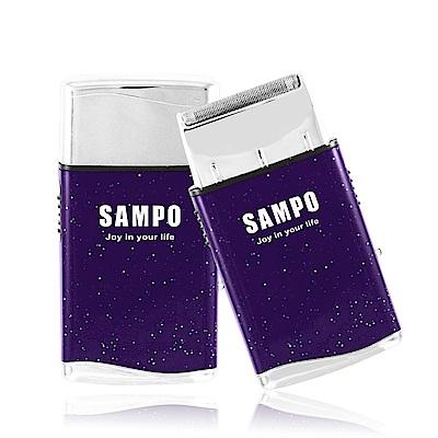 【SAMPO 聲寶】名片型單刀頭電鬍刀EA-Z1501L