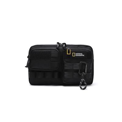 NATIONAL GEOGRAPHIC MCKINLEY hip sack  腰包 黑-N211AHI050099