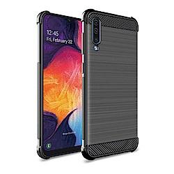 Imak SAMSUNG Galaxy A70 Vega 碳纖維紋套