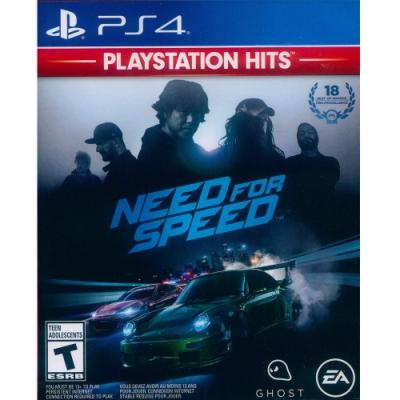 極速快感 Need for Speed - PS4 英文美版