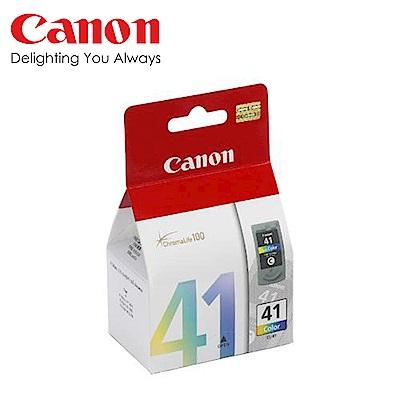 Canon CL-41原廠彩色墨水匣
