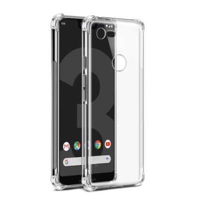 GOOGLE Pixel 3 透明 四角防摔防撞 氣囊 手機殼 ( GOOGLEPixel3手機殼 Pixel3手機殼 )
