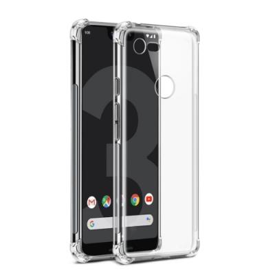 GOOGLE Pixel 3 透明 四角氣囊防摔手機殼 ( GOOGLEPixel3手機殼 Pixel3手機殼 )