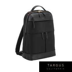 Targus Newport 時尚電腦後背包 (尊爵黑/15吋筆電適用