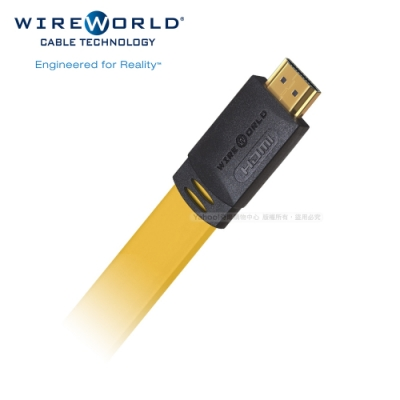 WIREWORLD CHROMA 7 HDMI影音傳輸線 - 5M