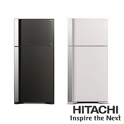 HITACHI日立 570L 1級變頻2門電冰箱 RG599B 琉璃