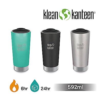 美國Klean Kanteen 不鏽鋼飲料保溫杯-592ml
