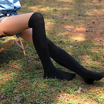 三雙入台灣絲襪 假兩件式褲襪 基本百搭亮眼性感絲襪開檔襪子 流行E線