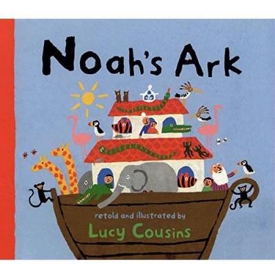 Noah s Ark 諾亞方舟硬頁書