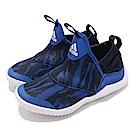 adidas 慢跑鞋 RapidaZen 低筒 童鞋