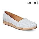 ECCO AUCKLAND 簡約清新感樂福鞋 藍