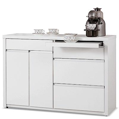 凱曼 喬漢娜4尺餐櫃收納櫃