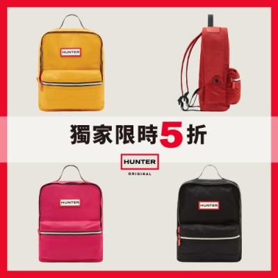 [時時樂] HUNTER - 配件 - 兒童經典後背包 - 四色