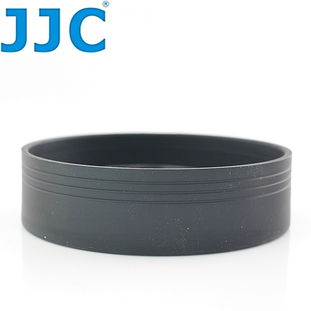 JJC橡膠三用遮光罩49mm LS-49S