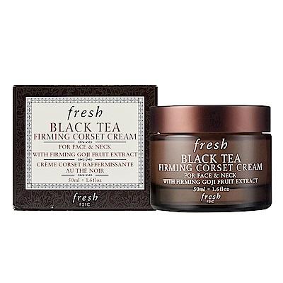 fresh 紅茶緊緻塑顏面霜50ml 國際限定版