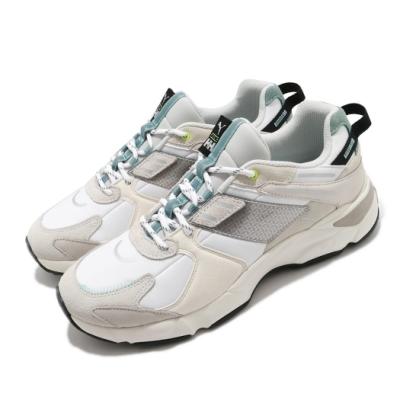 Puma 休閒鞋 LQD Cell Extol 運動 男鞋 經典款 聯名 舒適 避震 球鞋 穿搭 白 米白 37355201