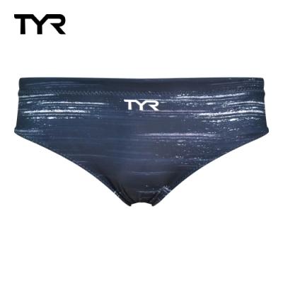 美國TYR Streak Reversible Racer 男用三角泳褲