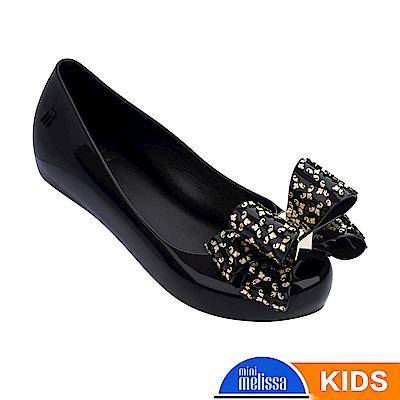 Melissa 經典娃娃鞋-兒童款-黑