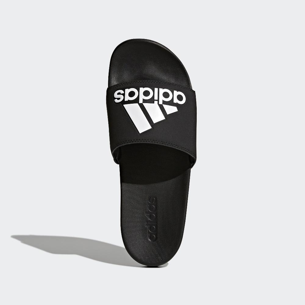 adidas ADILETTE CLOUDFOAM PLUS LOGO 運動拖鞋 男 CG3425
