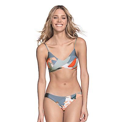 Avalanche巴西泳裝-銀色甜橙-平口比基尼