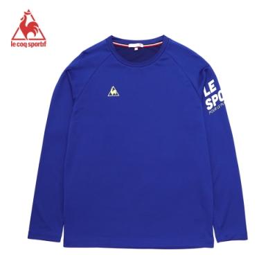 法國公雞牌長袖T恤 LOM2120236-男-深寶藍