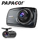 PAPAGO!GoSafe S70G + S1雙鏡頭SONY Sensor 行車記錄器-快