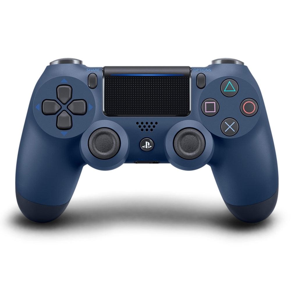 PS4 原廠無線控制器 午夜藍 (CUH-ZCT2 系列)
