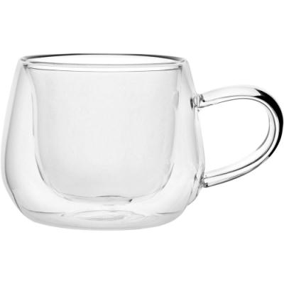 《Utopia》單柄雙層玻璃濃縮咖啡杯(50ml)