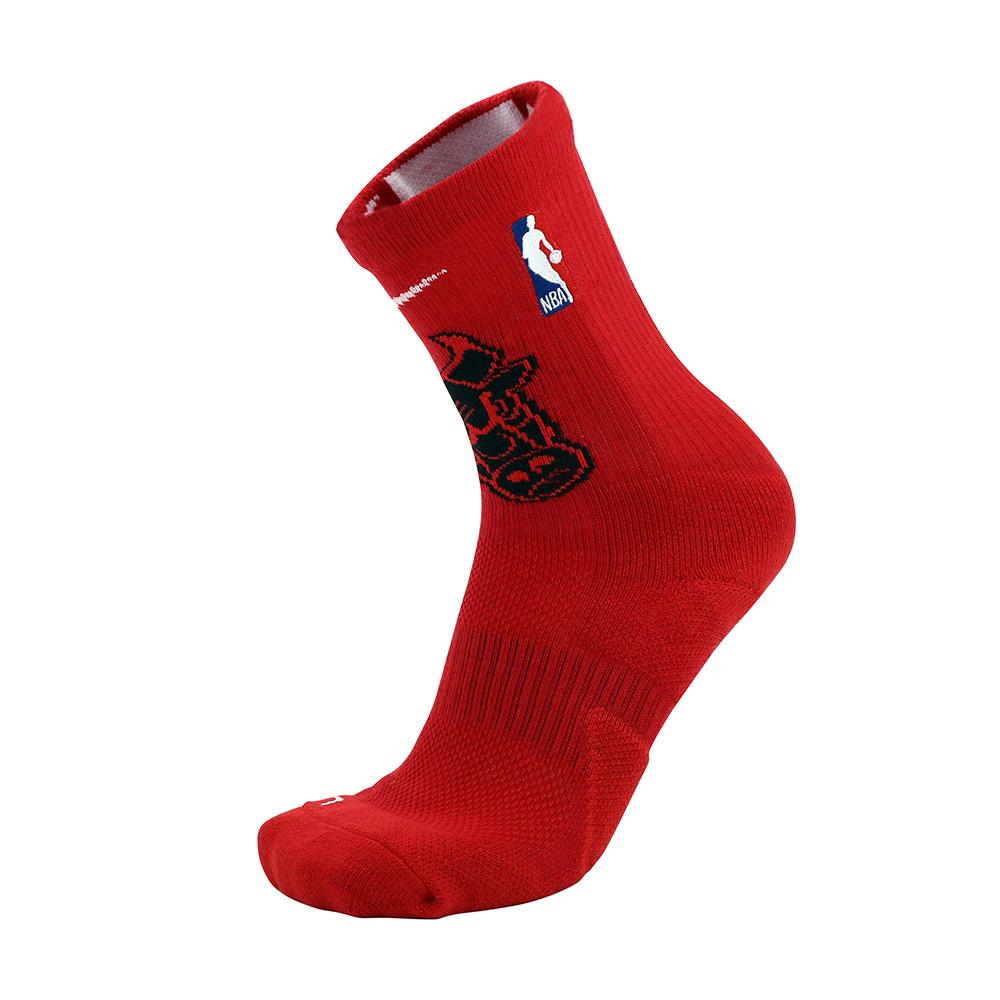 NIKE NBA 籃球長筒襪 公牛隊 SX7594657