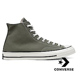 CONVERSE-ChuckTaylor70休閒鞋-墨綠