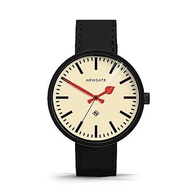 Newgate DRUMMER-經典英倫-義大利皮革錶帶-50mm