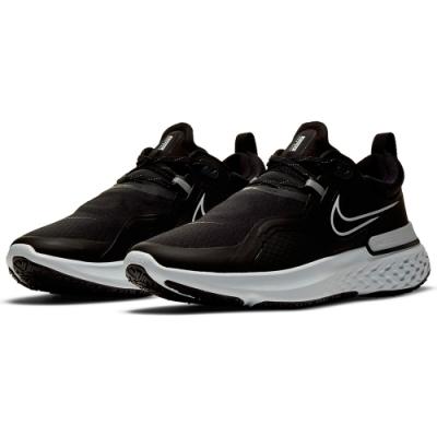 NIKE 慢跑鞋 緩震 訓練 運動鞋 男鞋  黑 CQ7888002 REACT MILER SHIELD