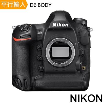 Nikon 尼康 D6 BODY 單機身 中文平輸