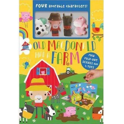 Playhouse Boxset Old Macdonald Had A Farm 王老先生有塊地遊戲盒
