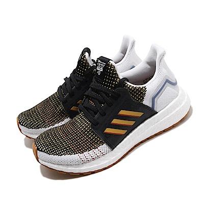 adidas 慢跑鞋 UltraBOOST 19 童鞋
