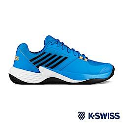 K-SWISS Aero Court輕量進階網球鞋-男-藍/橘