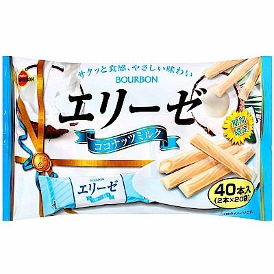 北日本 愛麗絲椰奶捲心酥(144g)