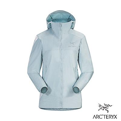 Arcteryx 始祖鳥 女 Tenquille 軟殼抗風外套 淡藍