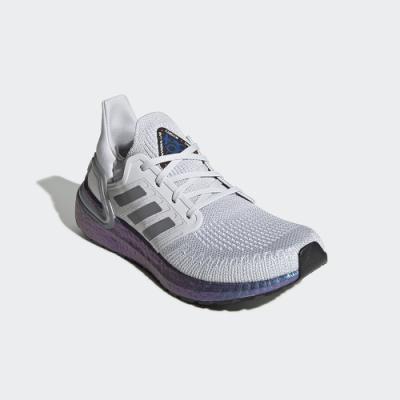 adidas ULTRABOOST 20 跑鞋 女 EG1369