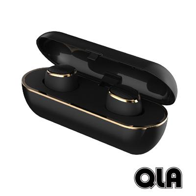 QLA BR899S 真無線藍牙音樂耳機(金)