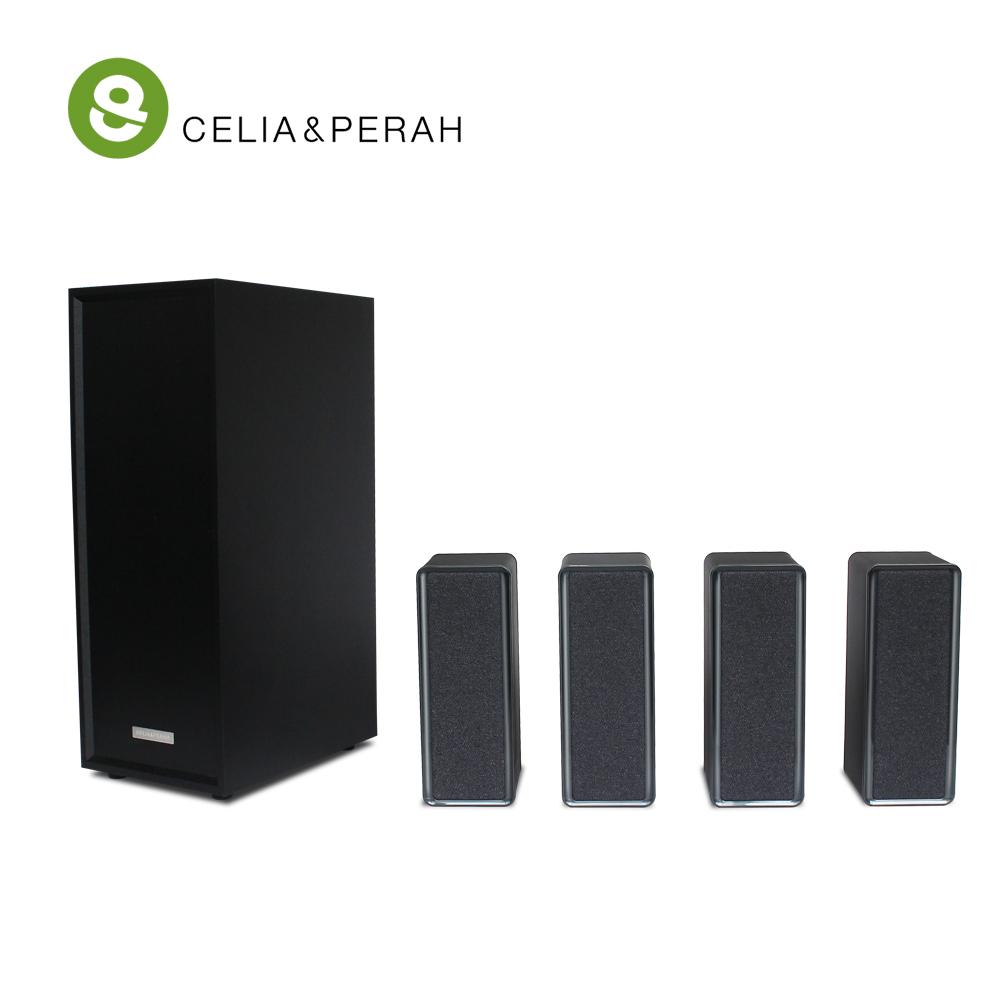 【CELIA&PERAH】M6多聲道無線喇叭音響系統-4.1聲道組合
